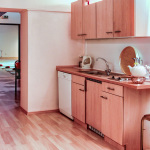 Yogahaus - Küchenzeile