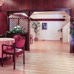 Yogahaus - Eingangsbereich