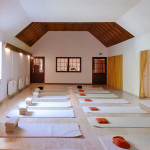 Yogahaus - großer Übungsraum