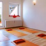 Yogahaus - kleiner Übungsraum